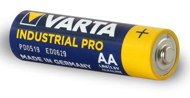 Batterien (Alkaline Rundzellen Standard)