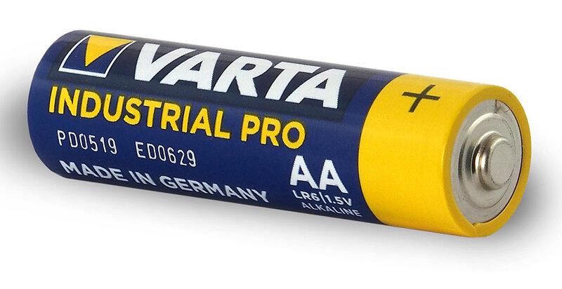 Varta Industrial Pro