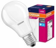LED E27 Osram 5,5W cool white A40