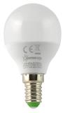 LED E14 Mini-Globe 6Watt warmweiß