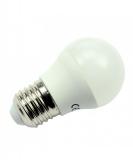 LED E27 GLOBE 3,7Watt (370lm) warm-weiß  DC kompatibel