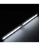 LED Lichtleiste mit Bewegungsmelder 19cm Akku/Batterie