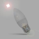 LED E27 Kerze 4W ww