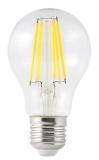 Retro LED Filament E27 8Watt clear warmwhite