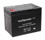 Multipower MP75-12C (12Volt 75Ah)