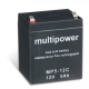 Multipower MP5-12C (12Volt 5Ah)