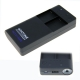 PowerBank Ladegerät für GoPro Hero3 Akkus USB-Lader (externer Akku mit 7500mAh)