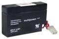 Multipower Blei-Akku MP0,8-12AMP (12V 800mAh) AGM VRLA mit AMP-Buchse