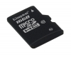 Kingston microSDHC Memory Card 16GB Class 10 (inklusive Adapter)
