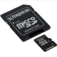 Kingston microSDHC Memory Card 32GB Class 4 (inkusive Adapter)