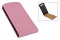 Flip Case für Samsung Galaxy S3 i9300 (hell rosa)