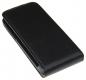 Flip Case für Samsung I9190 Galaxy S4 mini (schwarz)