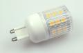 LED G9 3Watt warmweiß
