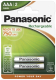 Panasonic High Capacity Akku AAA NiMH - 2er-Pack