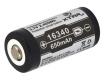 Xtar 16340 R-CR123 3.7V 650mAh geschützter Li-Ion